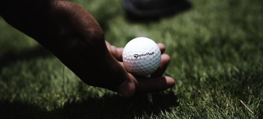golf event covid
